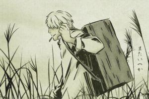 Mushishi, Anime, Fantasy art, Ginko (Mushishi)