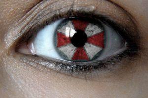 Umbrella Corporation, Resident Evil, Eyes