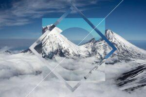 polyscape, Mountain, Snow